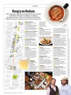 NY Mag Strategist by Claudia de Almeida, via Behance