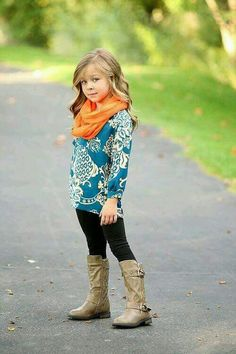 Fall is right around the corner. Oversized sweaters, leggings, scarfs, and boots!