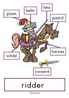 Weet tekst Middle Ages History, Preschool Centers, Rapunzel, Knight, Medieval, Kindergarten, Homeschool, Castle, Comics
