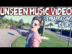 UNSEEN MUSIC VIDEO & EMBARRASSING CLIPS   RICKY DILLON - http://afarcryfromsunset.com/unseen-music-video-embarrassing-clips-ricky-dillon/