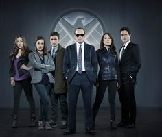 Marvels Agents of S.H.I.E.L.D. Assemble on ABC | News | Marvel.com