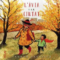 2015 Caldecott Honor Book - Nana in the City, written and illustrated by Lauren Castillo and published by Clarion Books, an imprint of Houghton Mifflin Harcourt Publishing Company Magical Pictures, New Pictures, Children's Book Awards, Houghton Mifflin Harcourt, Award Winning Books, Children's Picture Books, Children's Literature, Watercolor Illustration, City Illustration