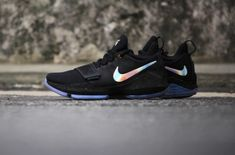 339d4c1995d2 The Upcoming Nike PG 1 Pre-Heat Is Stealthy Paul George 1