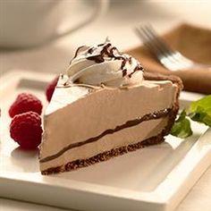 Coffee Mocha pie...sounds yummy & cool