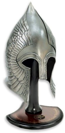 Gondor Infantry Helmet Lord of the Rings Replica
