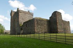 Skipness Castle - Property generally open to visitors (Castle in the care of Historic Scotland)
