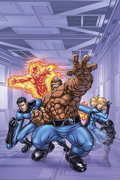Fantastic Four (Thing)