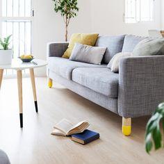 diy les nouveaux pieds pied de canap canap ikea et pied de. Black Bedroom Furniture Sets. Home Design Ideas