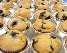gluten free blueberry muffins - Made them this morning - BEST GF muffins I've made ever! Big hit with everyone!