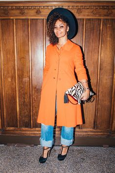 """Sterri Alexander, 42How would you describe your look?""""Freedom from consumerism.""""  #refinery29 http://www.refinery29.com/2016/11/130843/afropunk-fancy-dress-ball-best-dressed#slide-2"""