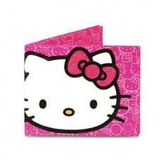 Dynomighty Wallet - Hello Kitty Mighty Wallet. I have this one! Love Might Wallets! :)