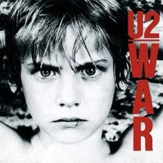 1st U2 album I ever bought.  Shamrock Records, Petaluma, California