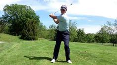 30 second Golf Tip: How the legs move in the golf swing [ ArtOfGolf.com ] #sport #art #golf
