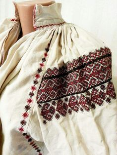 , from Iryna Beautiful Blouses, Beautiful Dresses, Ethnic Fashion, Boho Fashion, Ukraine, Polish Embroidery, Ukrainian Dress, Ethnic Outfits, Folk Costume