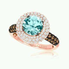 Paraiba Tourmaline On Pinterest Diamond Rings White