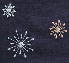 Handcrafting a satin stitch flower embroidery may well be a lost art in the near future. However, this is a skill that anyone can practice and learn and make beautiful embroidery handpieces for all occasions. Hand Embroidery Patterns Flowers, Hand Embroidery Tutorial, Simple Embroidery, Learn Embroidery, Hand Embroidery Stitches, Hand Embroidery Designs, Embroidery Techniques, Embroidered Flowers, Flower Patterns