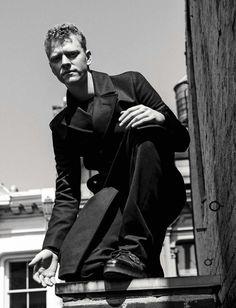 Peter Baryshnikov para L'Uomo Vogue Italia Julio/Agosto 2016