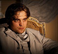 "Robert Pattinson (From the movie, ""Bel Ami"")"