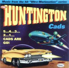 "Huntington Cads 7"" EP (Dionysus, 1996) Guitar: SHAG"