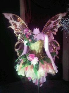 Fairy costume from this year's Labyrinth of Jareth event in LA.
