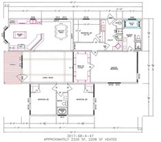 Triple Wide Mobile Home Floor Plans Georgia