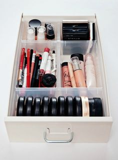 TIps and Tricks to Organize Makeup | Clean and Scentsible