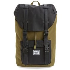 Herschel Supply Co. 'Little America - Medium' Backpack (€89) ❤ liked on Polyvore