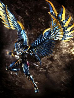 Epic Art, Fantasy Characters, Ninja Art, Creature Art, Fantasy Character Design, Angel Warrior, Warframe Art, Fantasy Armor, Mythical Creatures Art