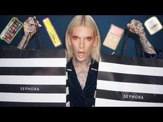 FULL FACE USING $3,500 OF NEW MAKEUP AT SEPHORA - YouTube