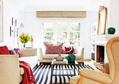 Tour a Collected Townhouse in the Heart of Madrid | MyDomaine