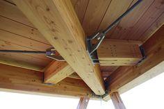 50 Detalles constructivos de arquitectura en madera,Cortesía de © Dethier Architectures