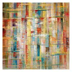 Color Weave Wall Decor