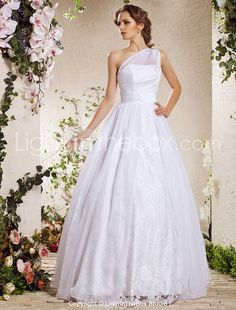 Special Offers Available Click Image Above: Sheath/ Column Sweetheart Court Train Chiffon Lace Wedding Dress Outdoor Wedding Dress, Wedding Dress 2013, Weeding Dress, One Shoulder Wedding Dress, Lace Wedding, Dream Wedding, Gown Wedding, Perfect Wedding, Diy Wedding