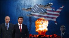 The Greatest Planning of  Russia And China Prepared For World War 3
