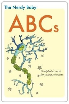 The Nerdy Baby ABC flashcards for the Very Young Scientist, wow! I wonder if A is for Atom? Kids Science Museum, Science Toys, Science For Kids, Educational Baby Toys, Personalized Mother's Day Gifts, Baby Decor, Raising Kids, Beautiful Babies, Future Baby
