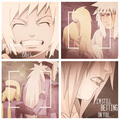 ♥ Jiraiya and Tsunade #Naruto