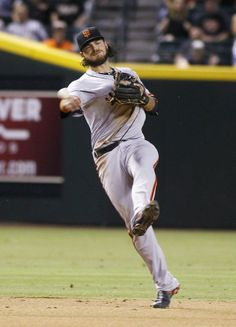 Brandon Crawford, San Francisco Giants