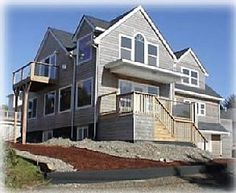 Lincoln City House Rental: Crystal Rose Luxury Home And Cottage | HomeAway