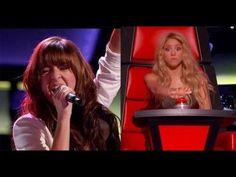 Top 40 turn audition The Voice USA of all times (part 1) - YouTube