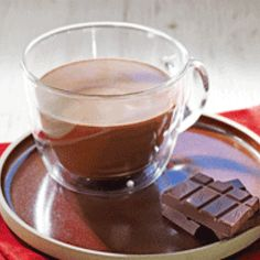 Mayan Hot Chocolate, via Natural Health Magazine. Different but delicious!