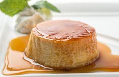 Cómo hacer flan de galletas en el microondas Saveur, Pound Cake, Panna Cotta, Cheesecake, Muffin, Pudding, Favorite Recipes, Sweets, Snacks
