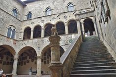 Florentine miracles: The Bargello museum in Florence not so known but so special!