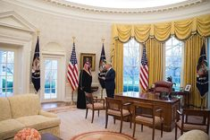 https://flic.kr/p/FGEHen | Day 1 Saudi Crown Prince and Donald Trump in The Oval Office of The White House | First a one and one before a meeting with press outside the day one of the Saudi Crown Prince tour of USA to promote Vision 2030