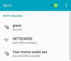 19 Ridiculous Wi-Fi Names That Have Been Spotted In TheWild