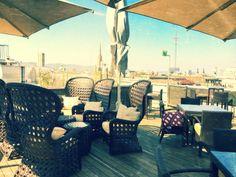 "Chilling afternoon in Vienna ""Entspannen auf der Terrasse"" Vienna, Chill, Hotels, Travel, Perfect Place, Roof Deck, City, Places, Viajes"