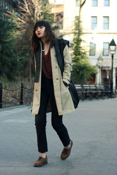want to be wearing coats right now.