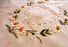 Hungarian Embroidery and Crochet by IamSusie, via Flickr