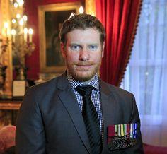 Meet the ten living recipients of the Victoria Cross - Telegraph Daniel Keighran