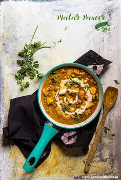 Matar Paneer is a popular dish made with cottage cheese/paneer and fresh peas. It's a delicious paneer curry and an all time favourite food of many. There are different variations […] The post Matar Paneer/Cottage Cheese Curry with Peas appeared first on Not Out of the Box.