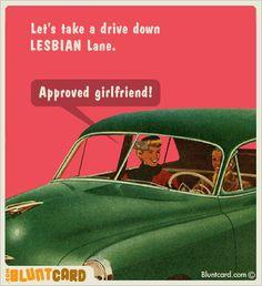 Lesbian Lane ;)